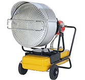 Heater Rental Portable Radiant