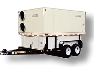 AC Rental 25 Ton Mobile Airconditioner